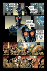 Darth Vader #19 - Vorschauseite 3