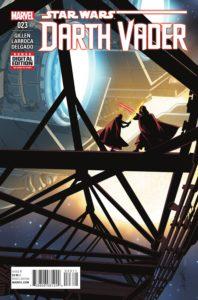 Darth Vader #23 (20.07.2016)