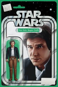 Han Solo #1 (JTC Action Figure Variant Cover) (15.06.2016)