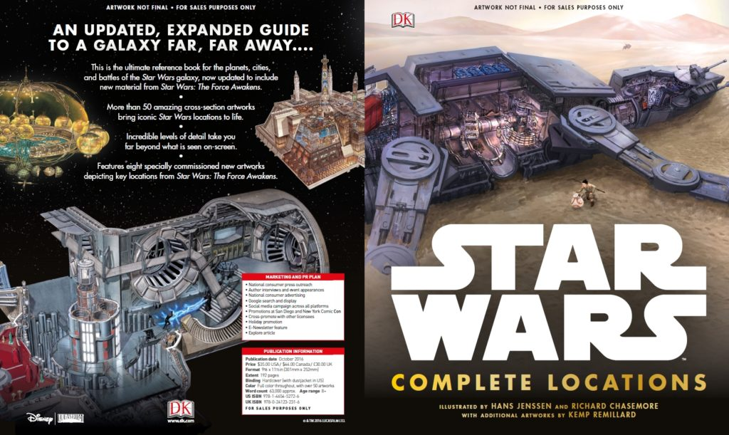 Star Wars: Complete Locations (04.10.2016)