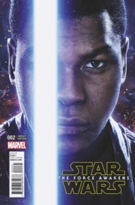 The Force Awakens #2 (Movie Variant Cover) (27.07.2016)