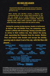 Obi-Wan & Anakin #4 - Vorschauseite 1