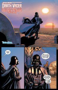 Star Wars #10 - Vorschauseite 1