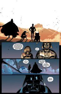 Star Wars #10 - Vorschauseite 3