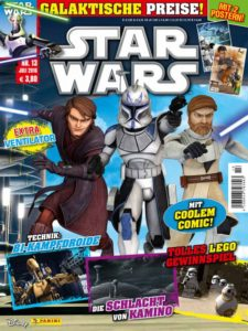Star Wars Magazin #13 (22.06.2016)