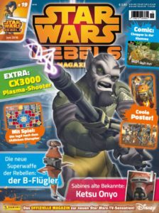 Star Wars Rebels Magazin #19 (08.06.2016)