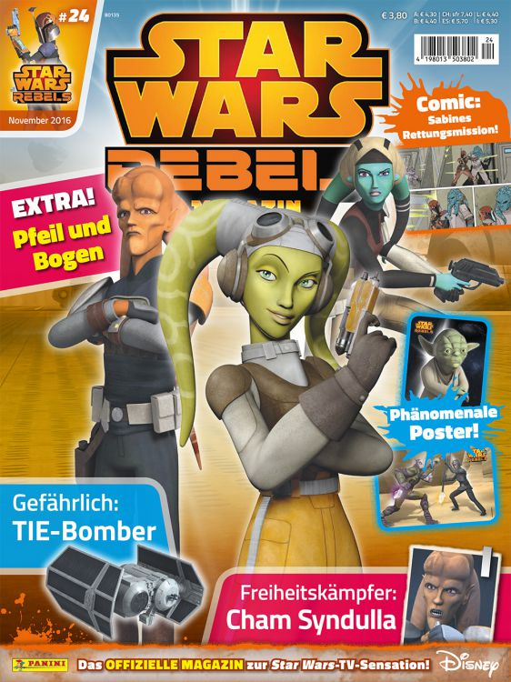 star wars rebels magazin 24 eine zweite chance datenbank jedi bibliothek. Black Bedroom Furniture Sets. Home Design Ideas