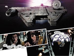 Star Wars #18 - Vorschauseite 3