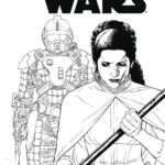 Star Wars #19 (Leinil Francis Yu Sketch Variant Cover) (25.05.2016)