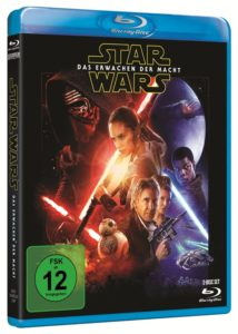 Star Wars: Das Erwachen der Macht auf Blu-ray