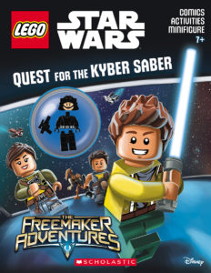 LEGO Star Wars: Quest for the Kyber Saber (27.12.2016)