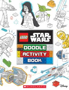 LEGO Star Wars: Doodle Activity Book (29.11.2016)