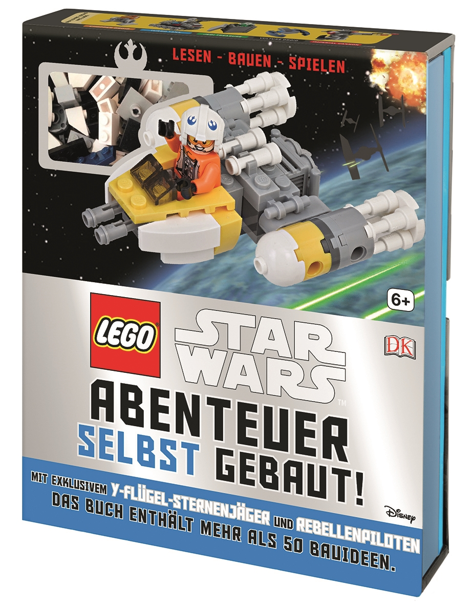 rezension lego star wars abenteuer selbst gebaut jedi bibliothek. Black Bedroom Furniture Sets. Home Design Ideas