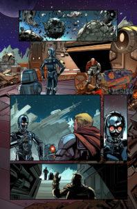 Darth Vader #20 - Vorschauseite 1