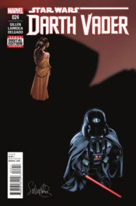 Darth Vader #24 (August 2016)