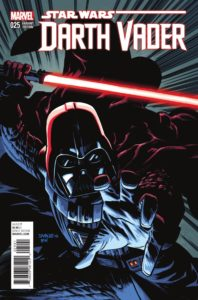 Darth Vader #25 (Chris Samnee Variant Cover) (12.10.2016)