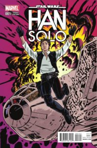 Han Solo #1 (Mike Allred Variant Cover) (15.06.2016)