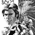 Han Solo #1 (John Cassaday Sketch Variant Cover) (15.06.2016)