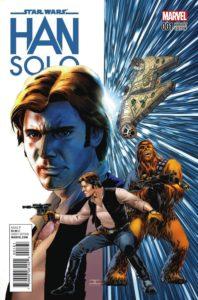 Han Solo #1 (John Cassaday Variant Cover) (15.06.2016)