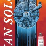 Han Solo #1 (Scott Koblish Millennium Falcon Variant Cover) (15.06.2016)