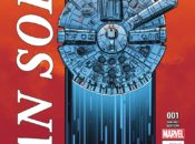 Han Solo #1 (Scott Koblish Millennium Falcon Variant Cover) (15.06.2016)
