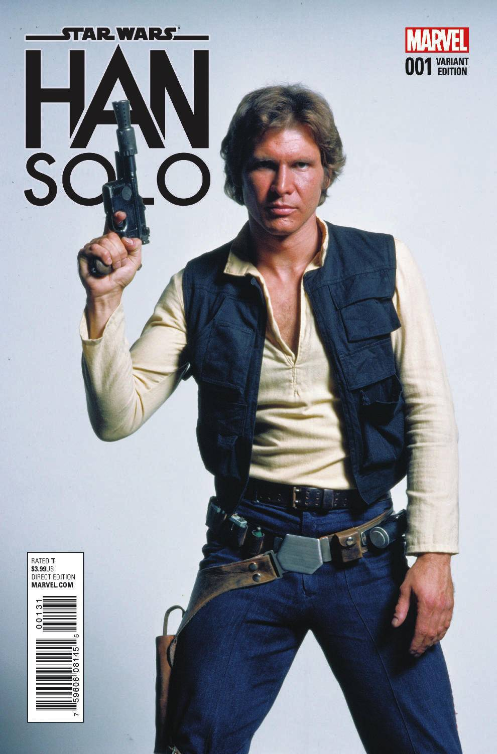 Han Solo #1 (Movie Variant Cover) (15.06.2016)