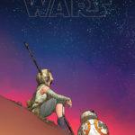 Star Wars: The Force Awakens #1 (Joe Quesada Variant Cover) (22.06.2016)