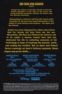 Obi-Wan & Anakin #5 - Vorschauseite 1
