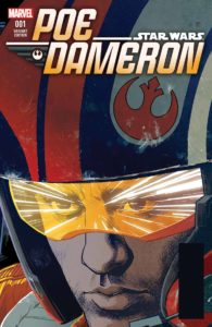 Poe Dameron #5 (Cameron Stewart Variant Cover) (17.08.2016)