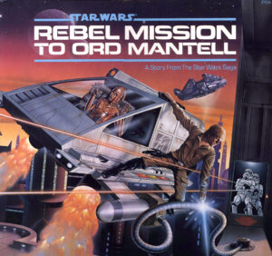 Rebel Mission to Ord Mantell (1983)