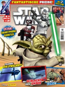 Star Wars Magazin #14 (20.07.2016)