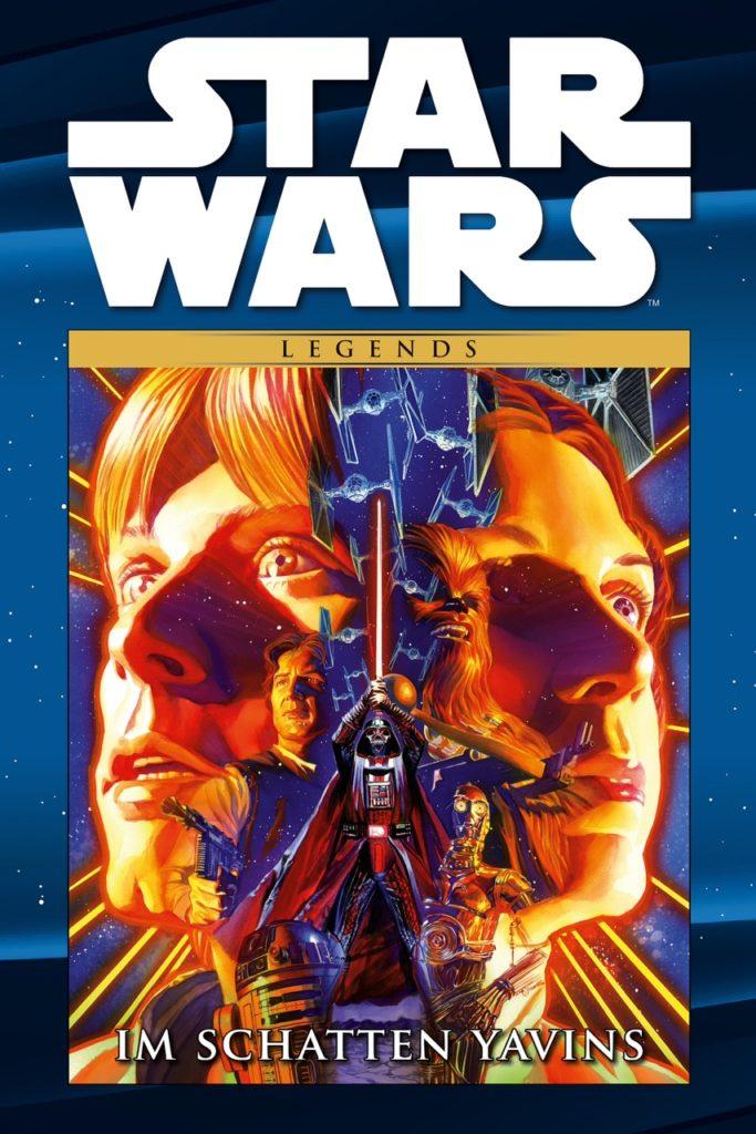 Star Wars Comic-Kollektion, Band 1: Im Schatten Yavins (19.09.2016)