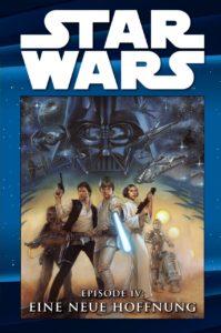 Star Wars Comic-Kollektion, Band 2: Eine neue Hoffnung (19.09.2016)