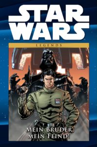Star Wars Comic-Kollektion, Band 4: Mein Bruder, mein Feind (17.10.2016)
