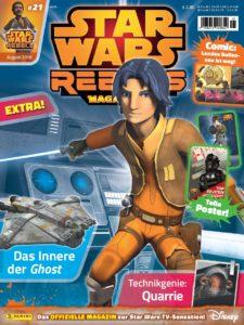 Star Wars Rebels Magazin #21 (03.08.2016)