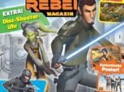 Star Wars Rebels Magazin #22 (31.08.2016)