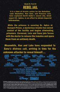 Star Wars #19 - Vorschauseite 1