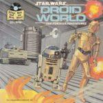 The Further Adventures: Droid World (Buch und Schallplatte)