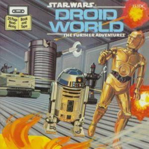 The Further Adventures: Droid World (Buch und Tonband)