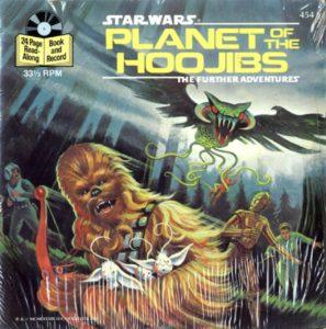The Further Adventures: Planet of the Hoojibs (Buch und Schallplatte)