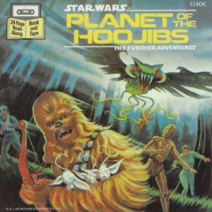 The Further Adventures: Planet of the Hoojibs (Buch und Tonband)