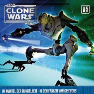 The Clone Wars - 05 - Im Mantel der Dunkelheit / In den Fängen von Grievous