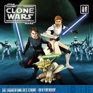 The Clone Wars - 06 - Die Ergreifung des Count / Der Freikauf