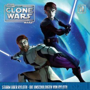 The Clone Wars - 10 - Sturm über Ryloth / Die Unschuldigen von Ryloth
