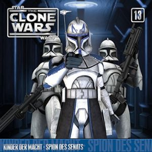 The Clone Wars - 13 - Kinder der Macht / Spion des Senats