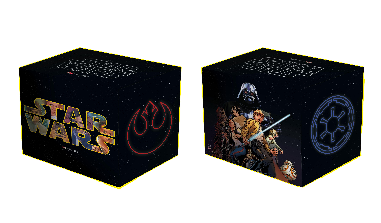 Star Wars Box Set Slipcase (18.04.2017)