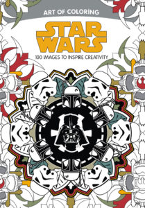 Art of Coloring: Star Wars - 100 Images to Inspire Creativity (Walmart Black Friday Custom Pub) (22.11.2016)