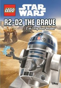 LEGO Star Wars: R2-D2 The Brave/Han Solo's Adventures - 2-in-1 Flip Over Reader (12.01.2017)