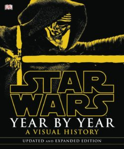 Slipcase von Star Wars Year by Year