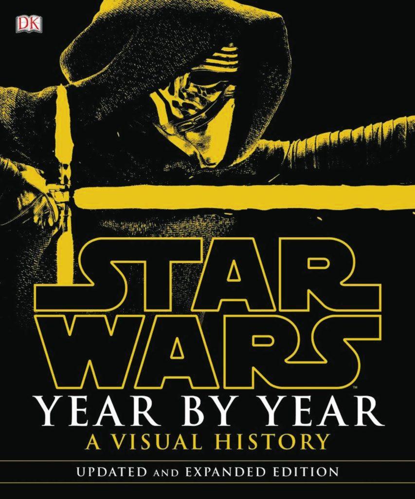 Slipcase von Star Wars Year by Year